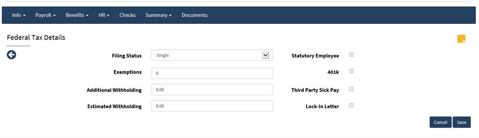 DNet Tax details